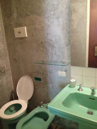 Palermo Viejo Bed & Breakfast: Banheiro