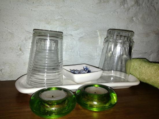 Palermo Viejo Bed & Breakfast: Detalhes quarto
