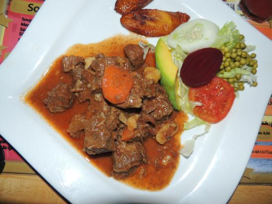 Beef Stew, Karni Stoba - Picture of Golden Star, Willemstad - Tripadvisor