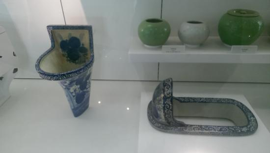 Textured Clay Slab Vase Picture Of Mokpo Ceramic Livingware Museum