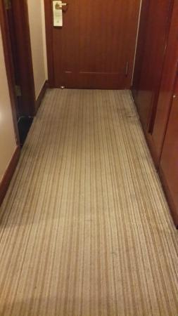 Capital Hotel Beijing: Carpets