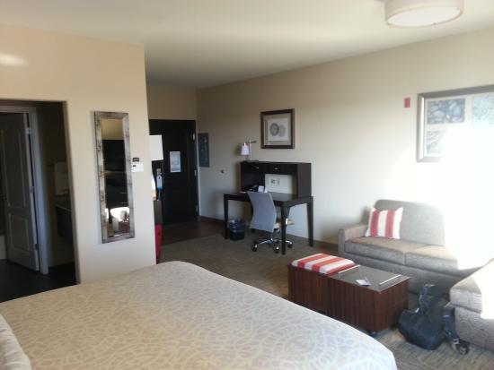 Staybridge Suites Amarillo Western Crossing: One Bedroom Studio Apartment