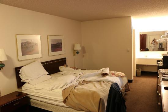 Motel 8 Laramie : My room