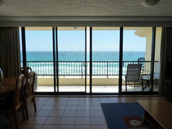 Pelican Sands Beach Resort : Great view