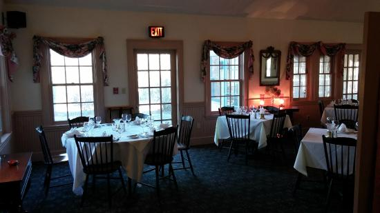 West Chesterfield, Nueva Hampshire: Dining Room