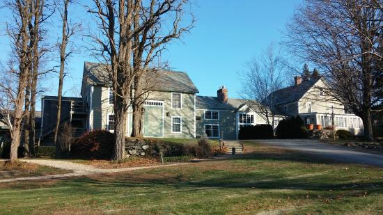 West Chesterfield, Nueva Hampshire: Front View II
