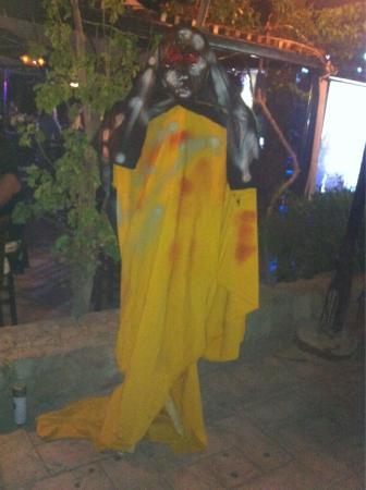 Ghazala Gardens Hotel: Halloween day :) xxx