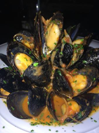 Pescecane Ristorante: Mussels Marinara