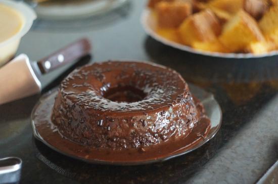 Pousada Brisa Do Forte: Um dos bolos deliciosos