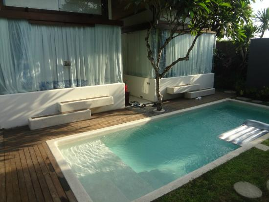 Kiss Bali: Bedrooms