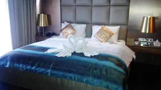 Amaroossa Suite Bali: Executive suite room