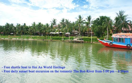 Vinh Hung Riverside Resort: Overview