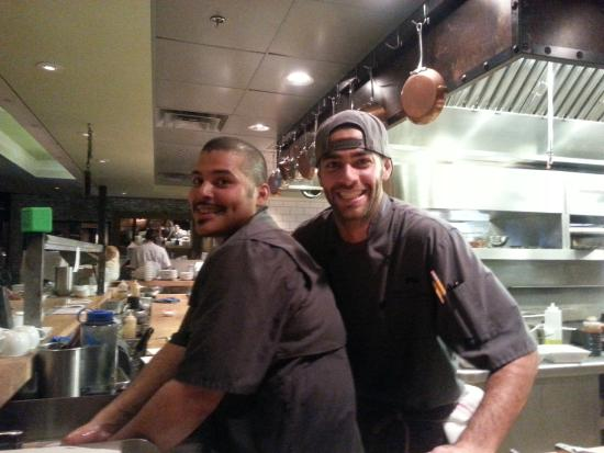 Salty Sow: The Chef and Sous Chef - AWESOME