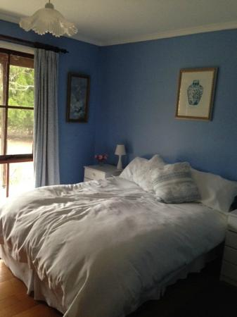 Little Swanport, Australien: The garden suite bedroom