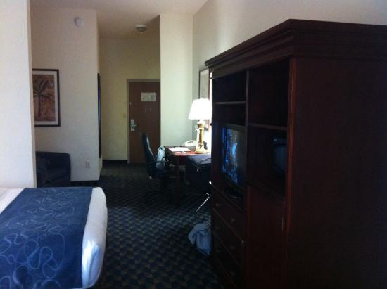 Comfort Suites At Eglin Air Force Base: Zimmer