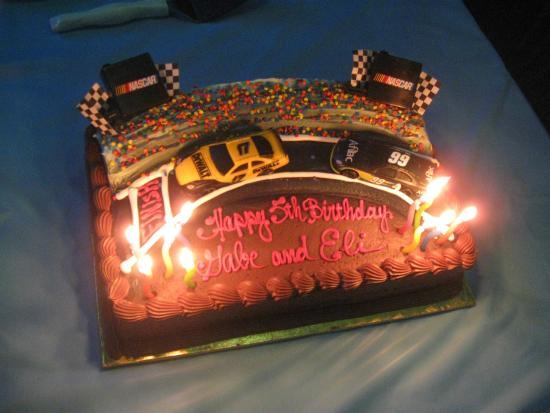 Wondrous Race Car Cake Picture Of Mcarthurs Bakery Cafe Saint Louis Funny Birthday Cards Online Amentibdeldamsfinfo