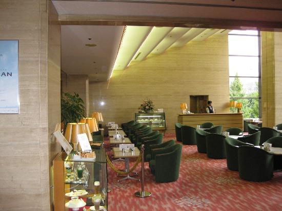 Hotel Keihan Kyoto Grande: Foyer