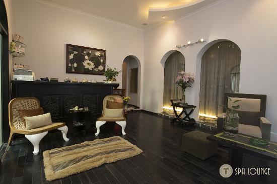 T' Spa Lounge