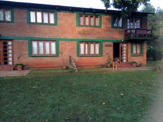 Luwawa Forest Lodge: Lodge Chalets