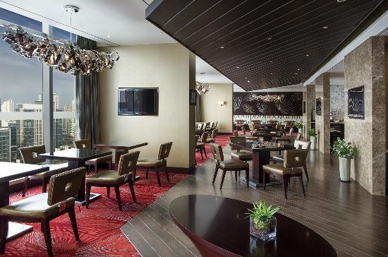 Sheraton Grand Incheon Hotel: Club Lounge_Dayview