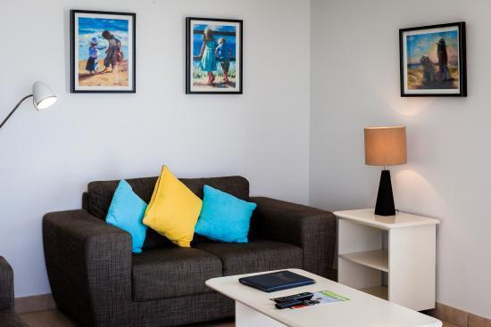 Coolum Caprice Luxury Holiday Apartments: 2 Bedroom