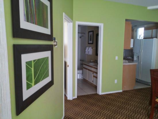 Wyndham Mauna Loa Village: Living Room