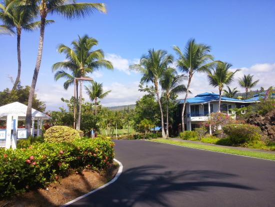 Wyndham Mauna Loa Village: Entrance