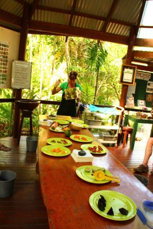 Cape Trib Exotic Fruit Farm: Excellente présentation