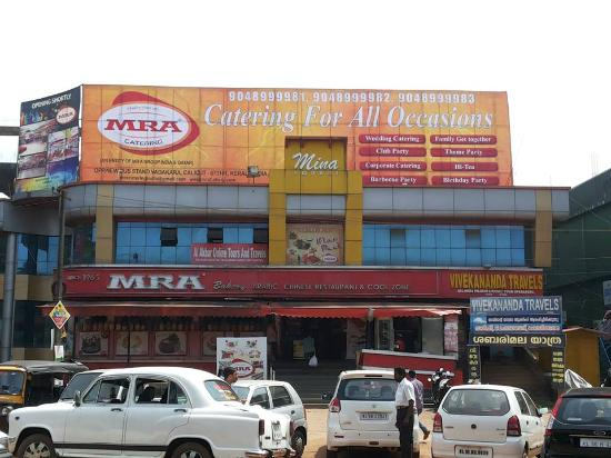 MRA bakery , restaurant , catering vadakara