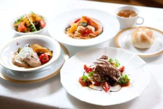 Atsugi Urban Hotel: Restaurant