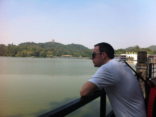 Luhu Park: Luhu Lake