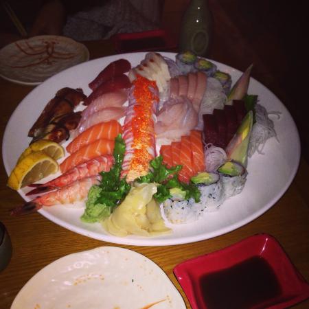 Umi Sushi: Sushi delizioso!!!!