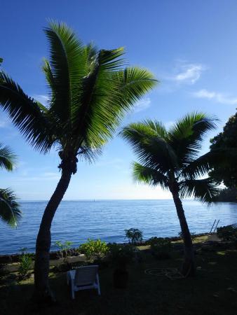 <petit matin à Pueu Village