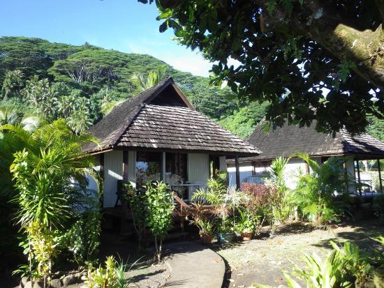 Pueu Village: Bungalow