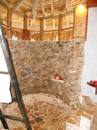 Green Lodge : Salle de bains