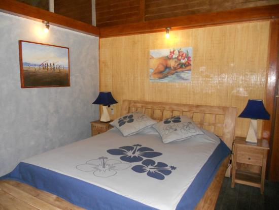 Green Lodge : Chambre