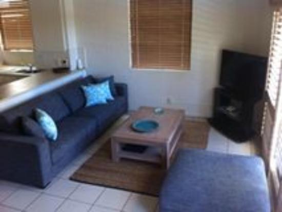 Noosa Sun Lagoon Resort: lounge area
