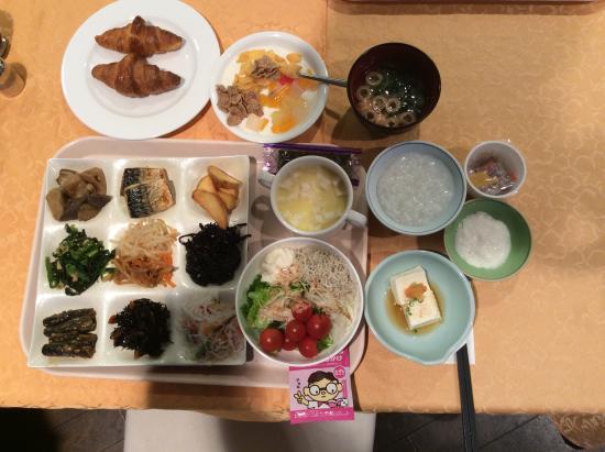 Kijima Kogen Hotel: 朝食