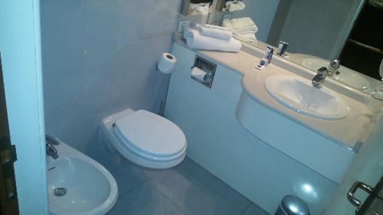 Idea Hotel Piacenza: Particolare bagno