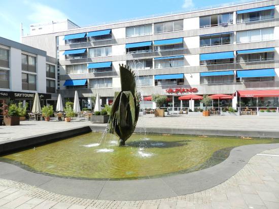 Vapiano Wiesbaden Wilhelmstrasse : Ресторан