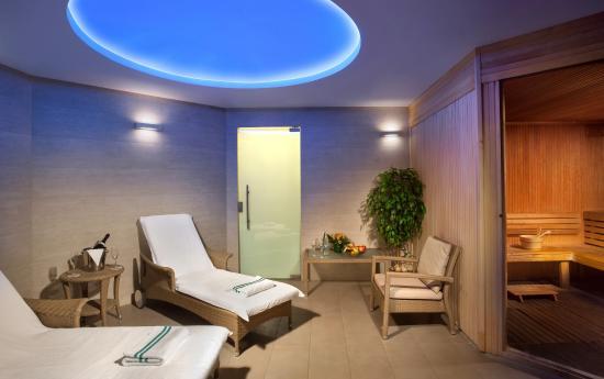 Inbal Jerusalem Hotel: Saunas