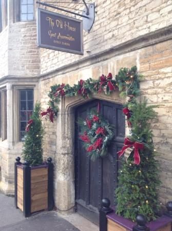 The Old House: Christmas 2014