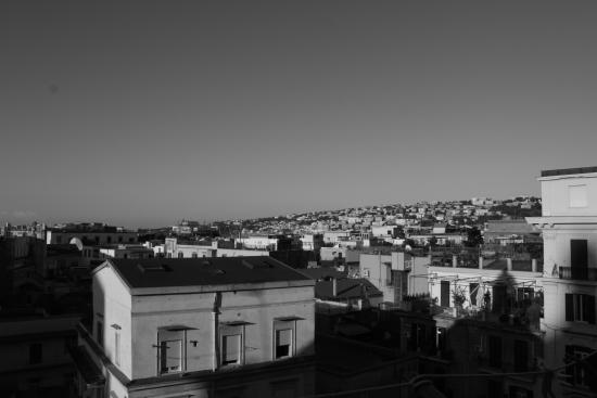 B&B Casamone : View from opposite terrace