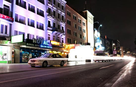Centro Hotel Keese: С Улицы