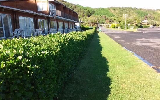 Panorama Motel: Céu de kaikoura 6:00 da manhã