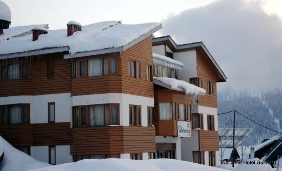 Welcome Hotel Gulmarg