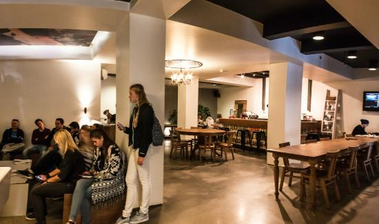 Cordial House Hotel: Cordial House hostel - lobby