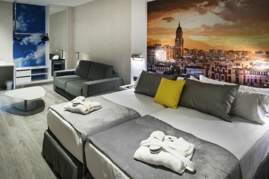 Hotel Vueling BCN by Hc