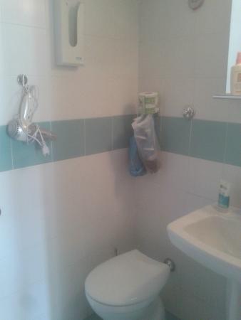 Piccolo Hotel : bagno