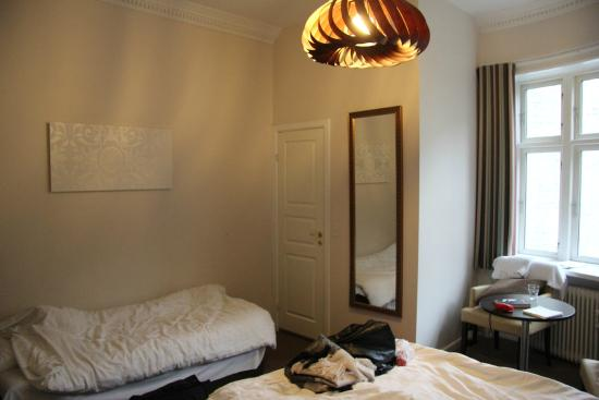 Hotel Sct. Thomas : room